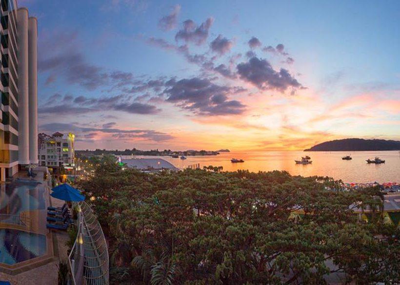 【沙巴住宿推薦】距離亞庇市中心最近、開窗就是大海的5大渡假飯店!