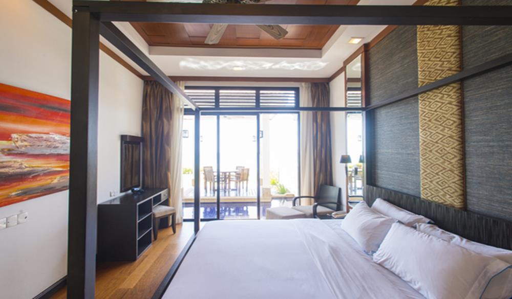 沙巴海灘套房別墅