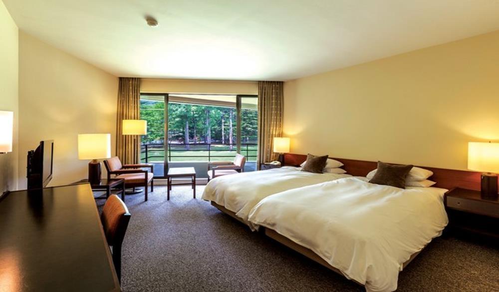 鹿島森林飯店