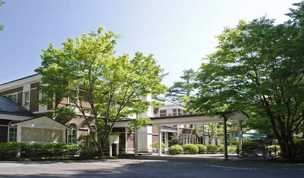 輕井澤圭音羽之森飯店