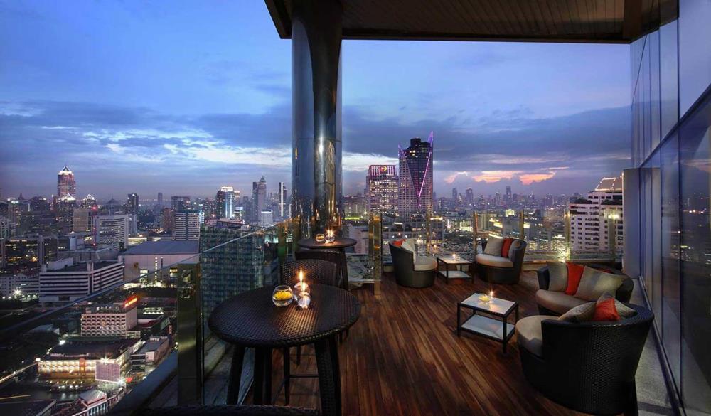 曼谷阿瑪瑞水門酒店