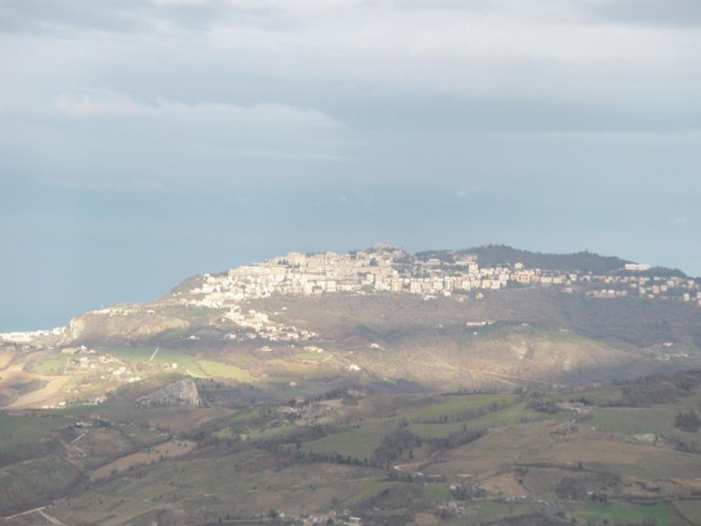 義大利聖萊奧城堡