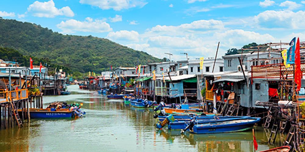 香港─大澳漁村