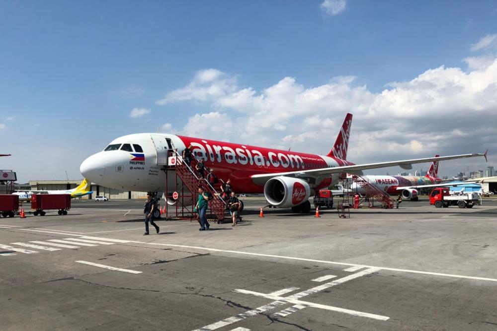雪梨航空推薦:亞洲航空(AirAsia)
