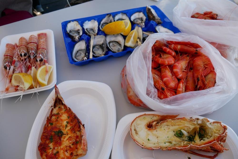 雪梨快艇半日遊(含Fish Market)