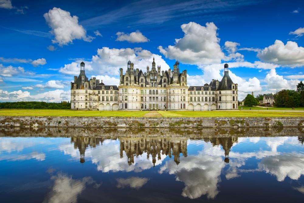 盧瓦爾河谷古堡區(Loire Valley Castles)