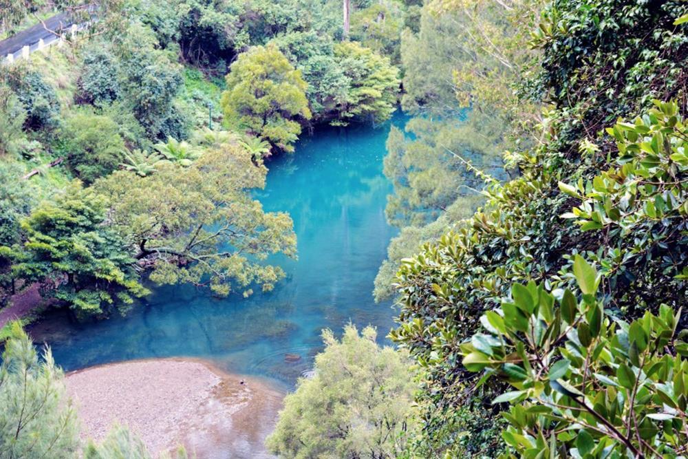 藍湖(Blue Lake)