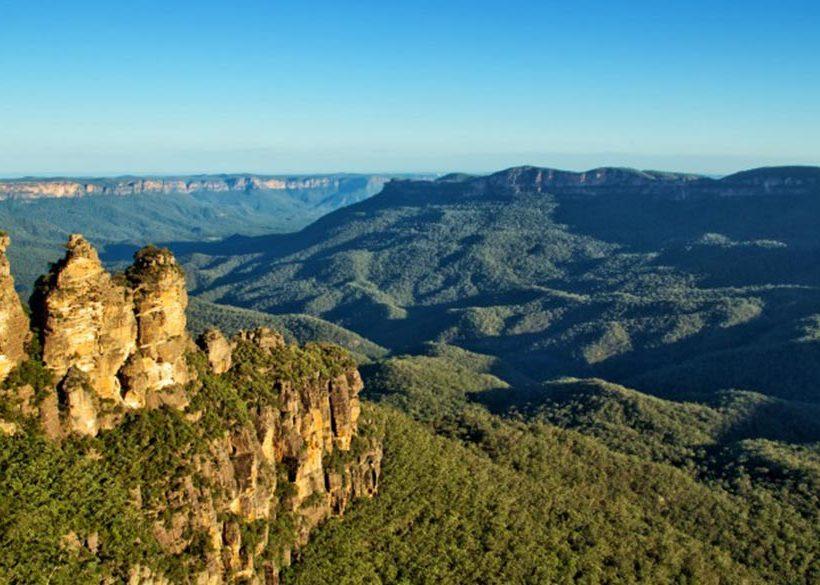 【澳洲雪梨】藍山國家公園一日遊、纜車、三姐妹峰行程規劃