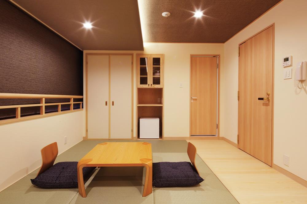 大阪南海輝盛庭國際公寓