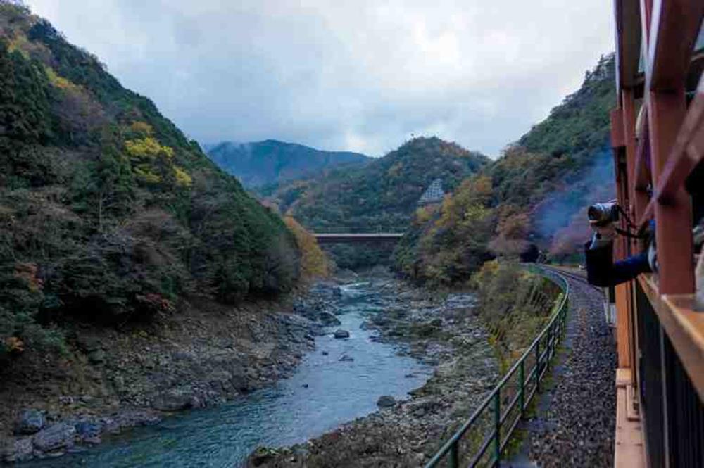 京都嵐山交通