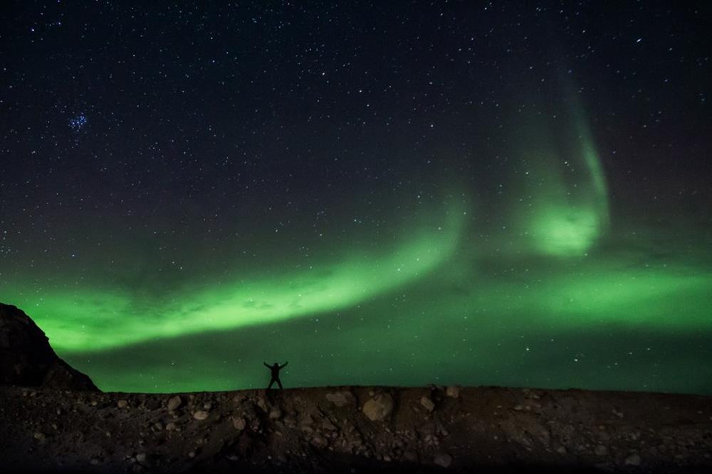 格陵蘭:堪格爾路斯瓦克(Kangerlussuaq, Greenland)