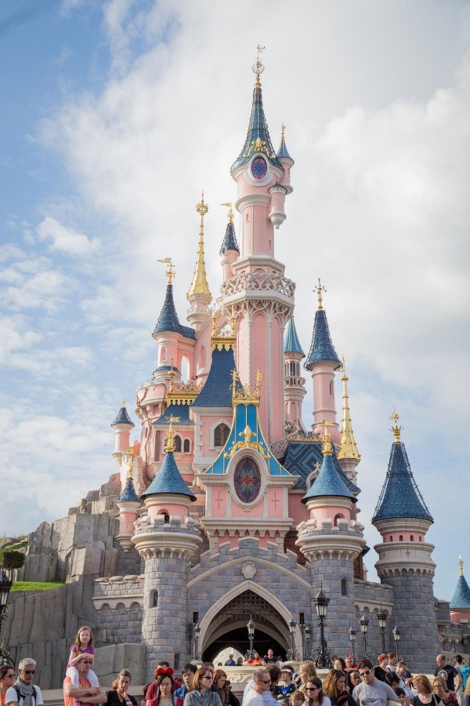 巴黎迪士尼樂園