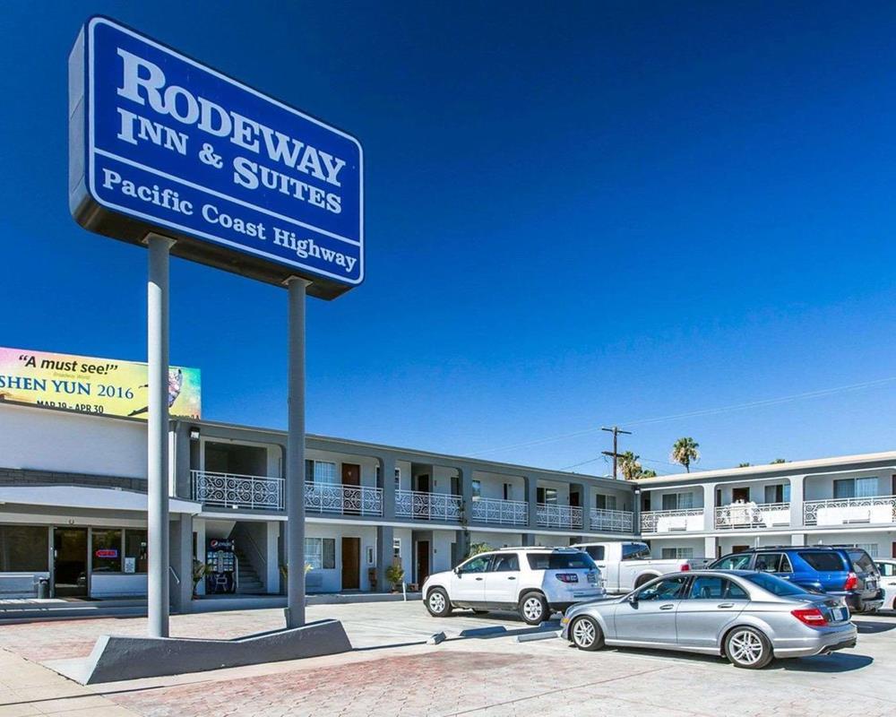 太平洋海岸公路羅德威酒店-哈伯市