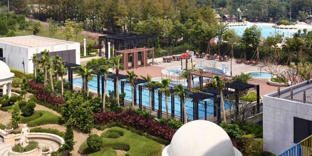 福容大飯店麗寶樂園