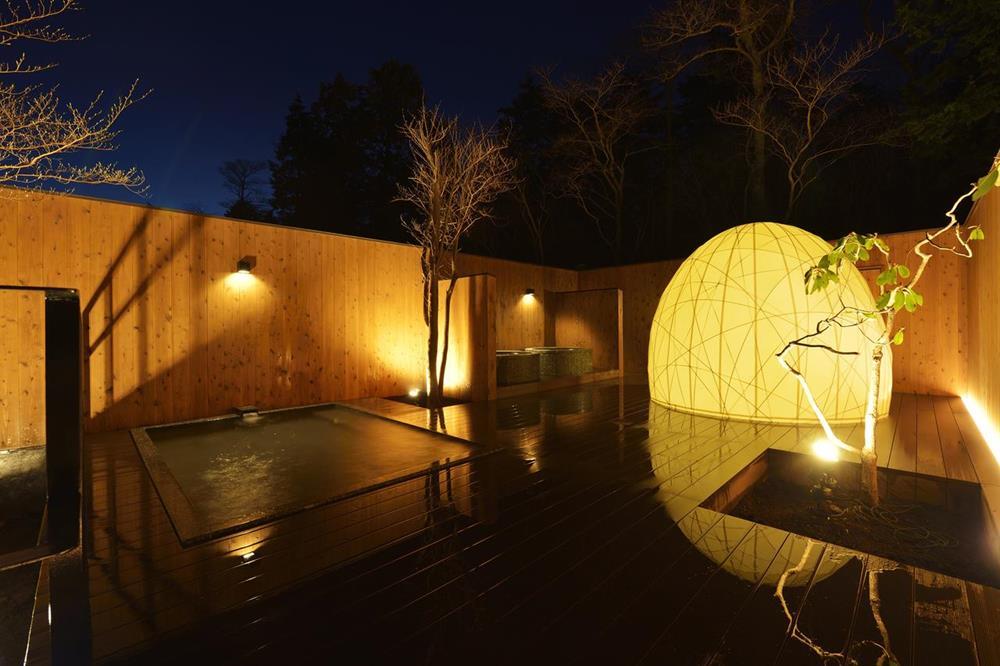 箱根湖飯店