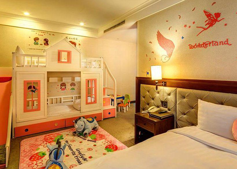 【台灣親子主題房】小朋友最愛入住的親子主題房飯店,超萌好想住!