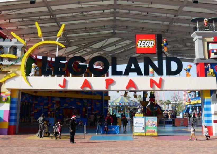 【日本名古屋】樂高樂園門票、交通、必買、7大必玩主題區攻略