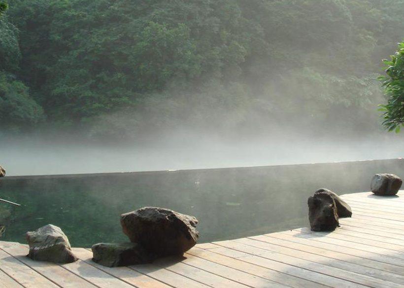 【烏來溫泉住宿推薦】新北市烏來6大溫泉住宿,在大自然中泡湯賞景!