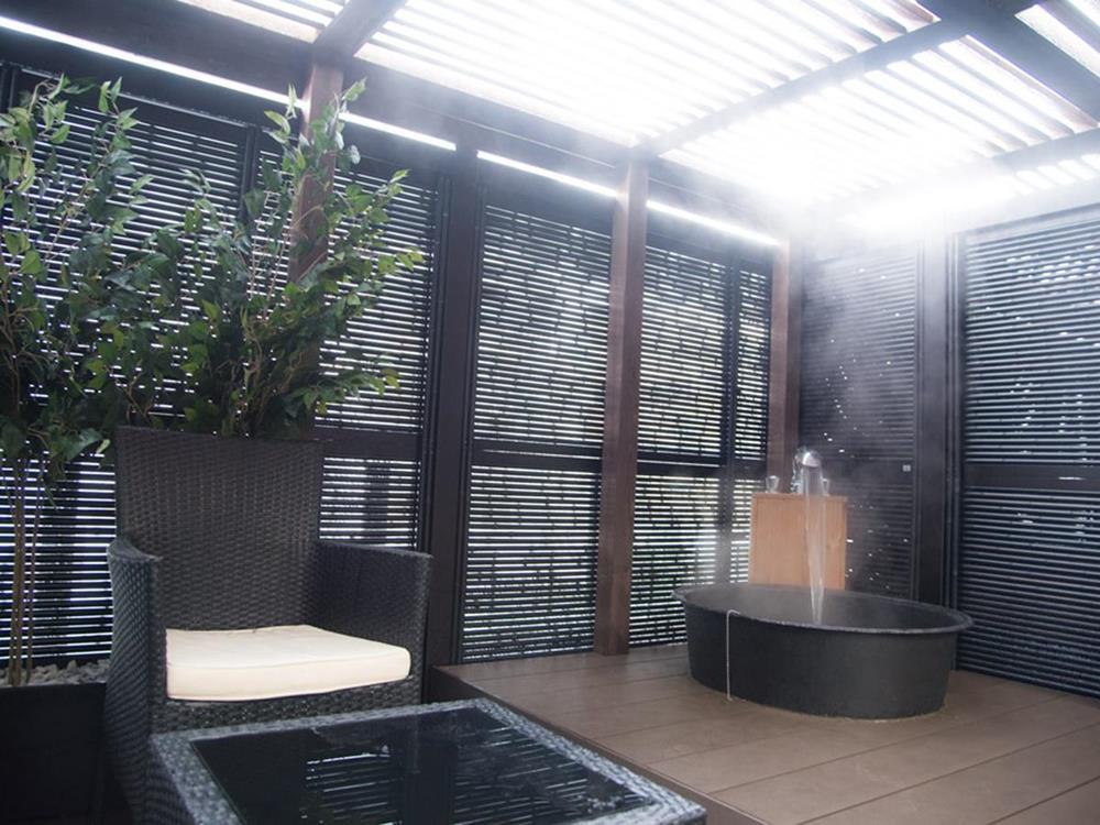 上野站前百夫長SPA飯店