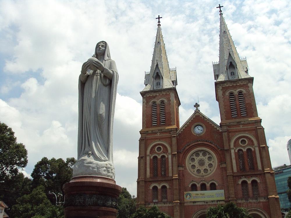 西貢聖母聖殿主教座堂