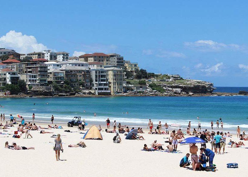 【澳洲雪梨】邦代海灘(Bondi Beach)交通、必去海岸步道、市集懶人包