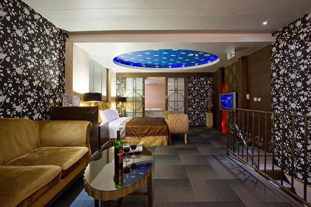水晶溫泉旅館