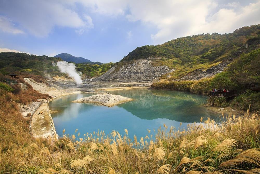 台北陽明山溫泉
