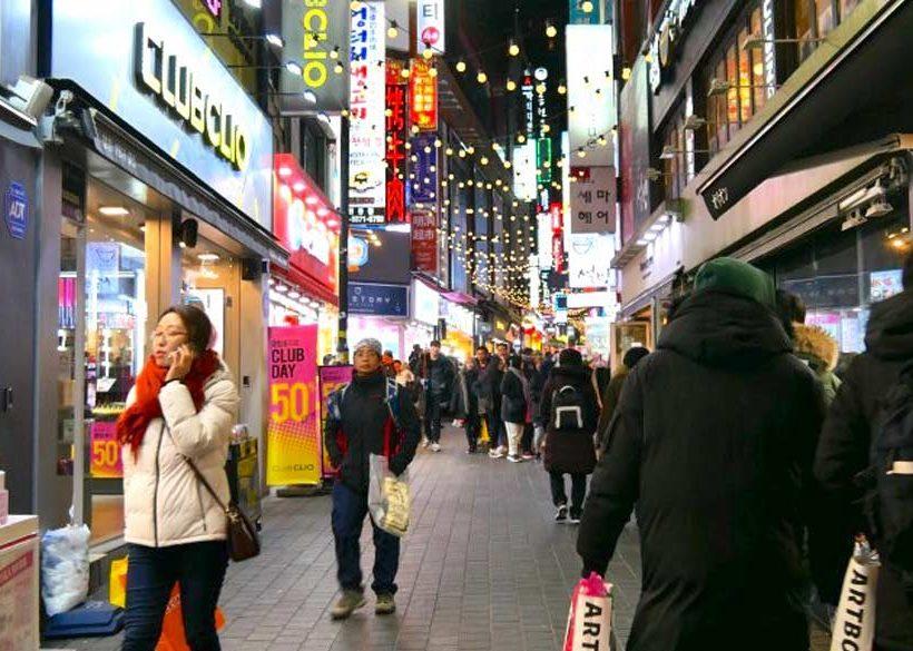【韓國首爾明洞攻略】必逛店家逛街地圖、必吃美食、換錢所大公開!