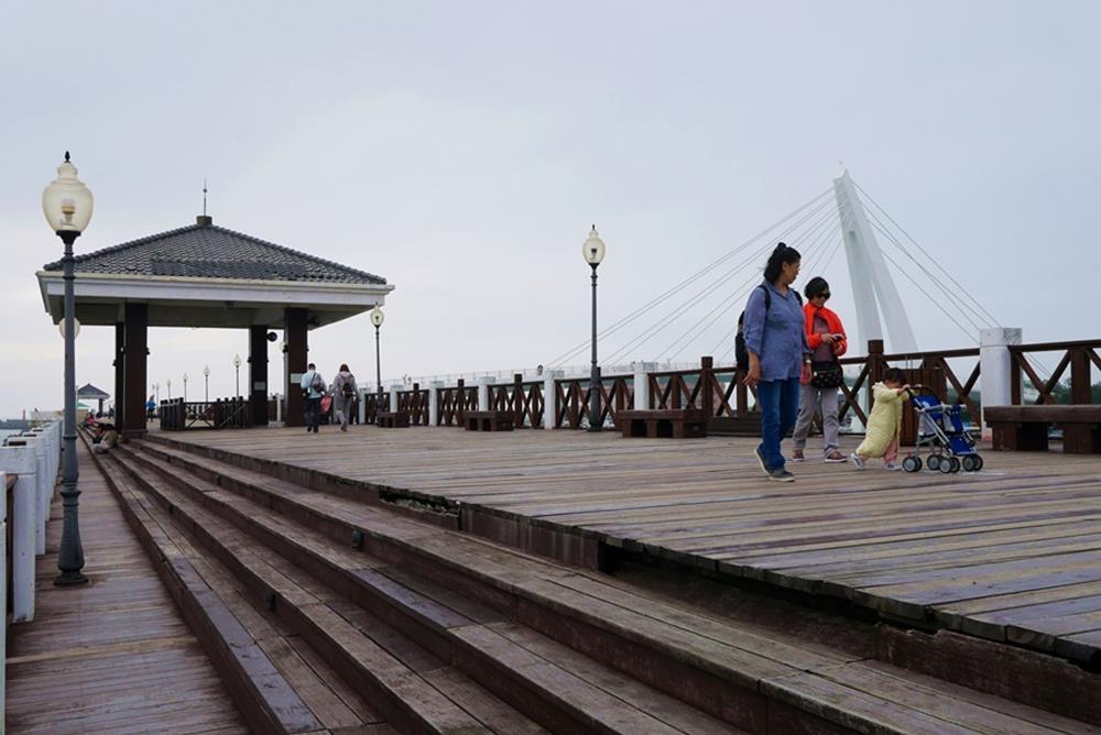 漁人碼頭&情人橋