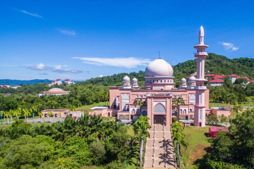 沙巴大學|東南亞最美大學