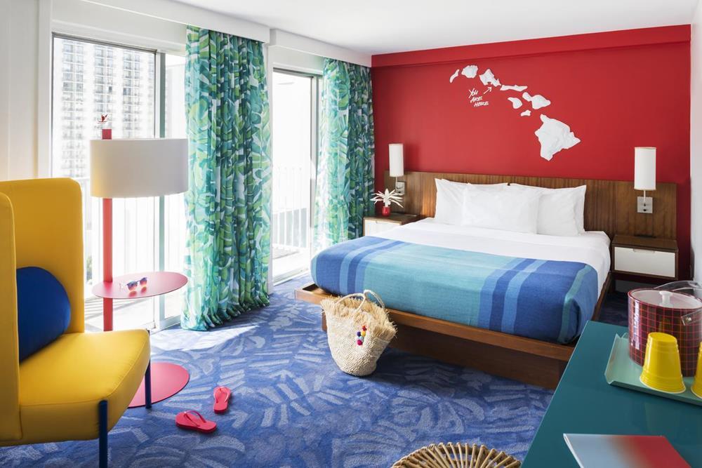 威基基海岸線酒店