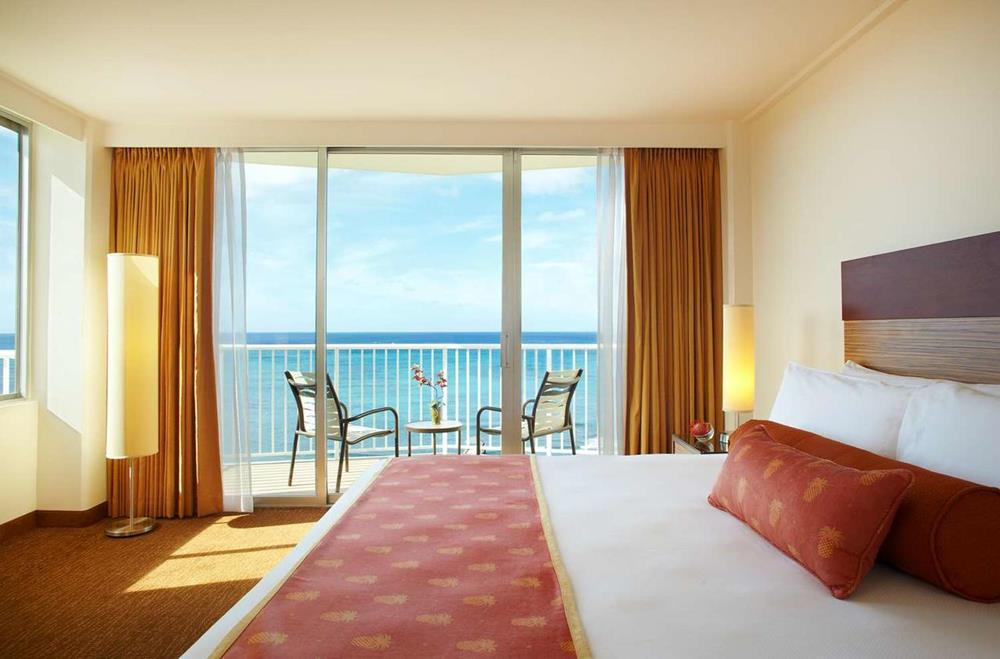 威基基海岸公園水上酒店-檀香山