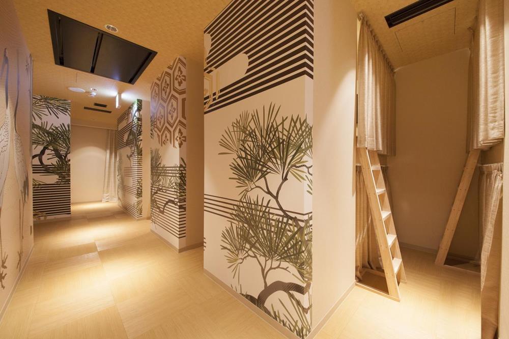 世紀Spa膠囊旅館-京都店