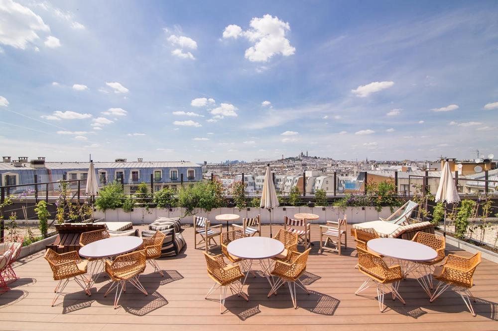 巴黎發電機旅館