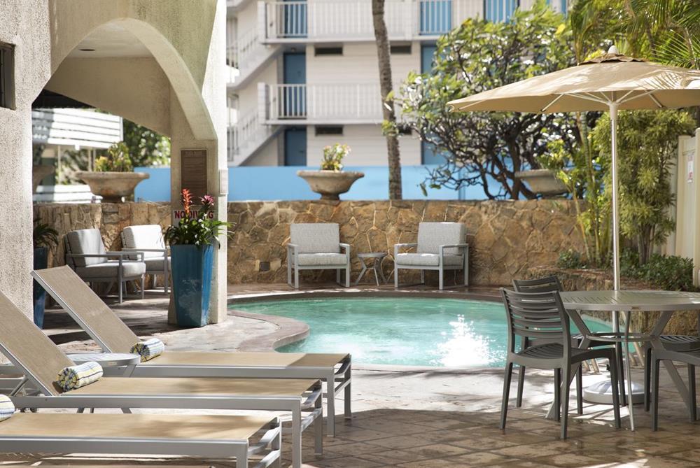 威基基椰子飯店
