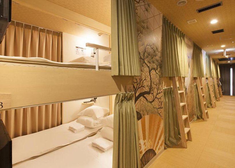【京都青旅】京都祇園四条通5大CP值破表的青年旅館