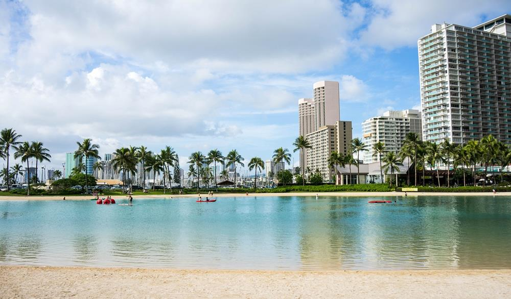 夏威夷住宿