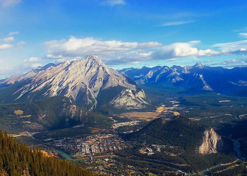 【加拿大自由行】班夫小鎮(BANFF TOWN)旅遊指南,行程、景點推薦