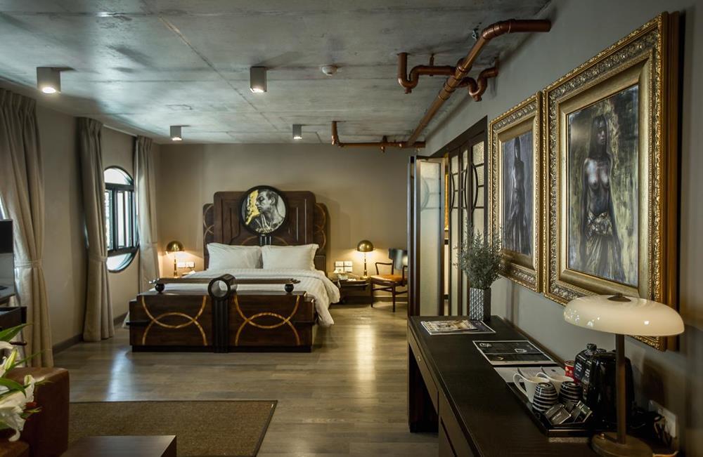 清邁藝術畫廊酒店