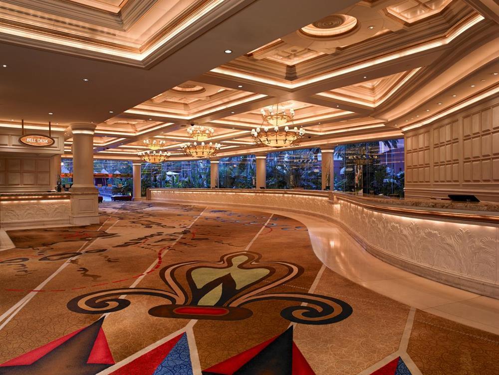 金銀島賭場酒店