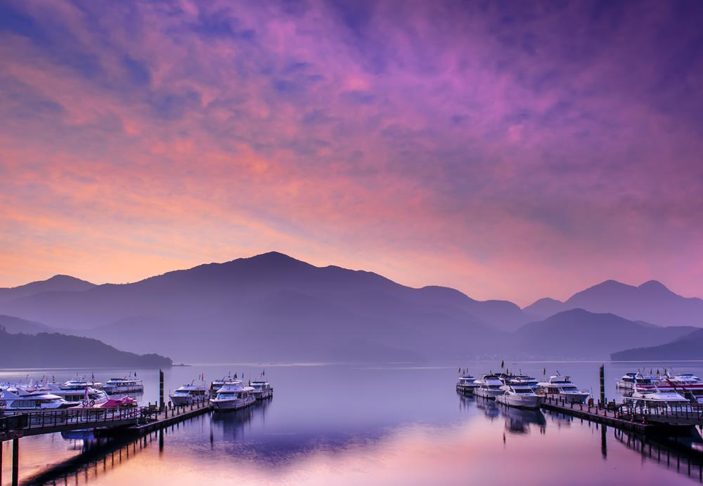 Sun Moon Lake, Nantou, Taiwan 275569568