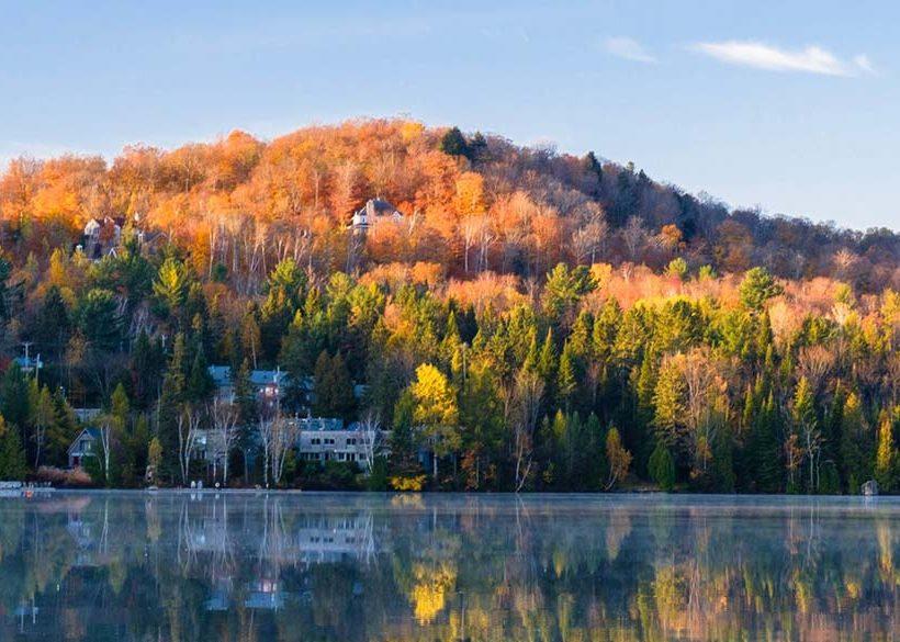 【加拿大賞楓景點 】加拿大楓葉打卡之旅!最美夢幻季節!