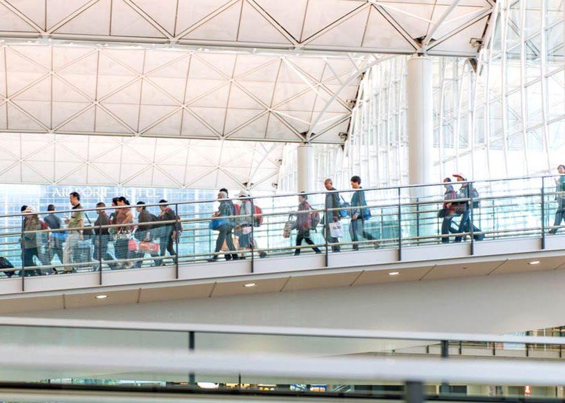 【香港機場貴賓室】美國運通centurion lounge機場貴賓室體驗