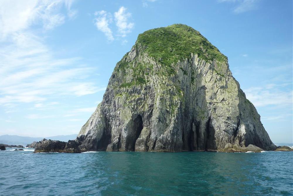 基隆嶼登島