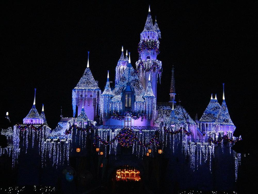 美國-加州迪士尼