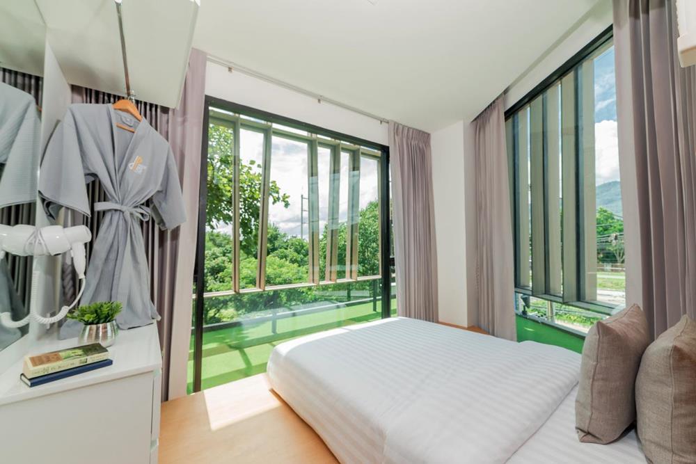 泰國-清邁-住宿-停和玩酒店