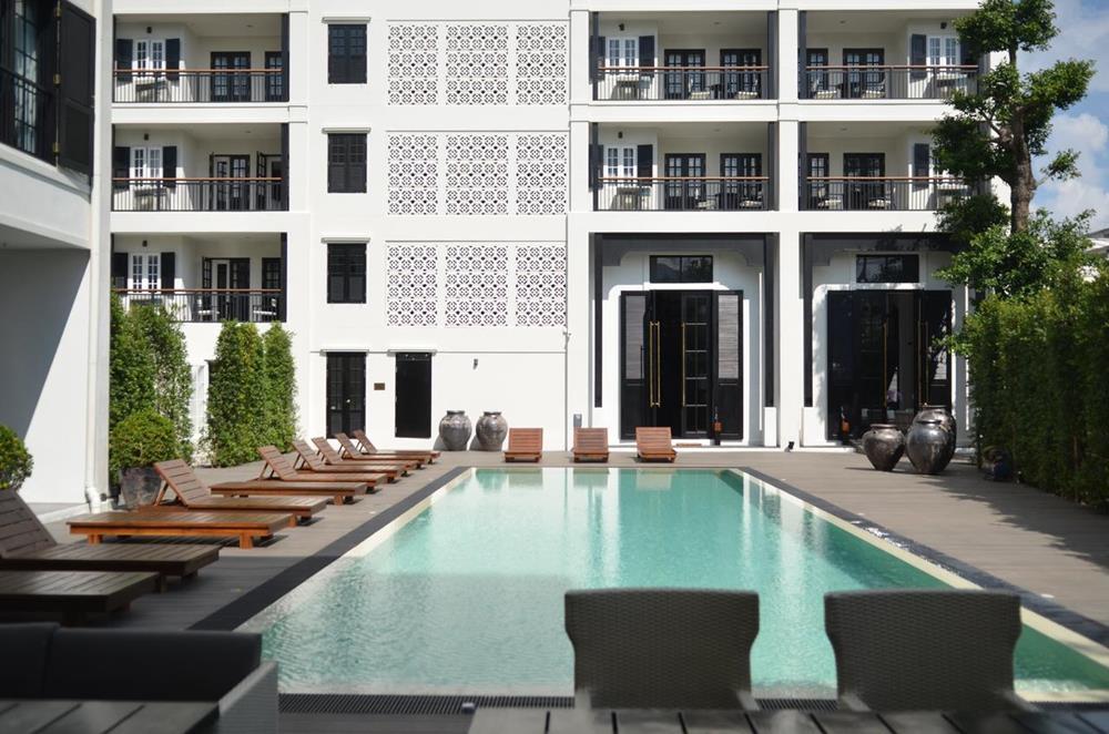 泰國-清邁-住宿-布里斯里精品飯店