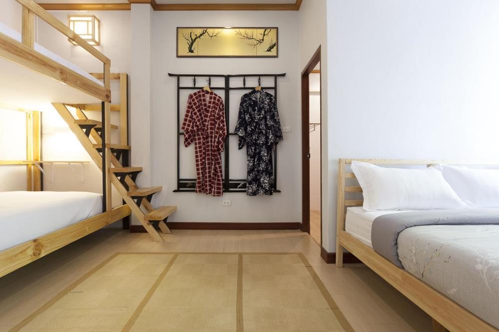 泰國-清邁-住宿-灰欽旅館