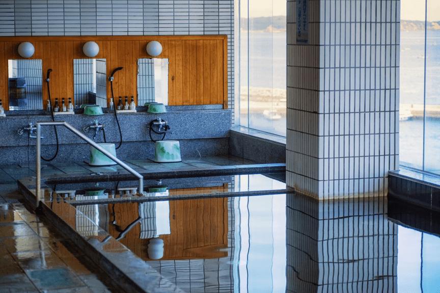 日本-溫泉-禮儀