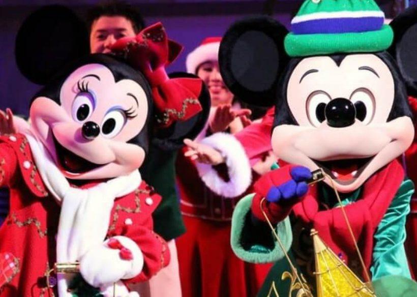 【東京迪士尼】2019白色聖誕、2020跨年新春夢想實現特輯